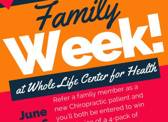 Family Week